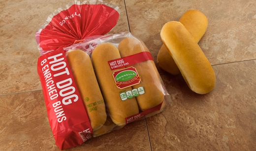 Hot Dog Hamburger Buns Gonnella Baking Co